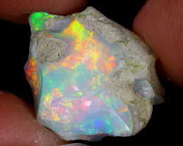 5cts Natural Ethiopian Welo Rough Opal / PA279