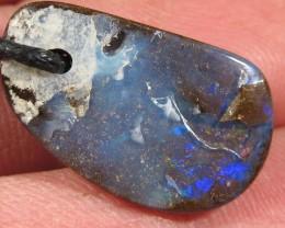 YOWAHOPALS*10.35ct Pendant = Boulder Opal PENDANT