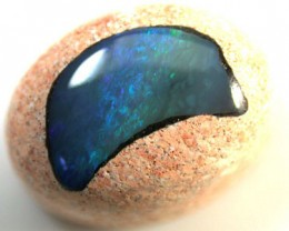 CABOCHON INLAY OPAL   13.20   CTS  R 1563