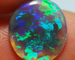 1.90CT  CRYSTAL OPAL FROM LIGHTNING RIDGE AA797
