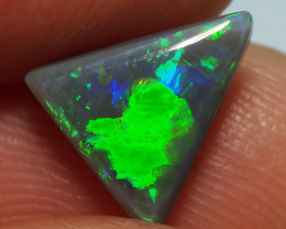 1.10CTS DARK OPAL FROM LIGHTNING RIDGE AA803