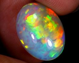 5.12cts Natural Ethiopian Welo Opal / GUX675