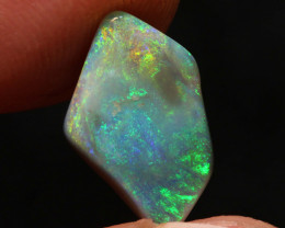 1.90cts Lightning Ridge Opal Prefinished Rub  DT-A5188 - dreamtimeopals