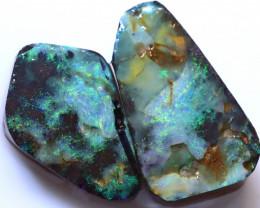 22.53 Carats Boulder Opal Rough Parcel  ANO-2306