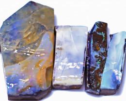 240.63 Carats Boulder Opal Rough Parcel  ANO-2310