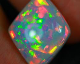 11.97 CT Patchwork Pattern!! Rare Natural Ethiopian Opal-MCC81