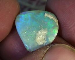 6.00 cts Australian Lightning Ridge CIRRUS polished opal 3,5/5