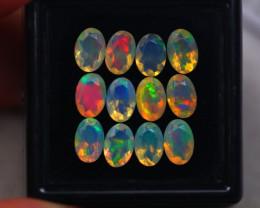 3.67Ct Natural Ethiopian Welo Opal Lot W245