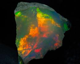 4.12ct Natural Ethiopian Welo Rough Opal
