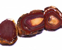 377 CTS YOWAH OPAL SLICED NUTS CRO-53