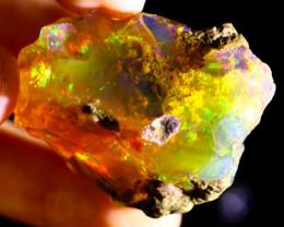 101cts Ethiopian Crystal Rough Specimen Rough / CR4652