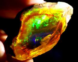 107cts Ethiopian Crystal Rough Specimen Rough / CR4654