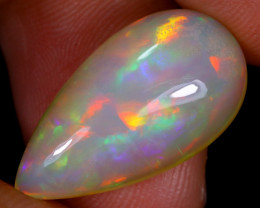 6.85cts Natural Ethiopian Welo Opal / UX736