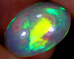 6.52cts Natural Ethiopian Welo Opal / UX768