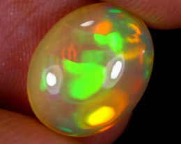 2.75cts Natural Ethiopian Welo Opal / UX775