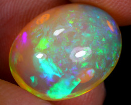 5.53cts Natural Ethiopian Welo Opal / UX781