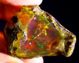 80cts Ethiopian Crystal Rough Specimen Rough / CR4707