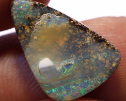 6.4 CTS  BOULDER OPAL TOP POLISH EO-1117