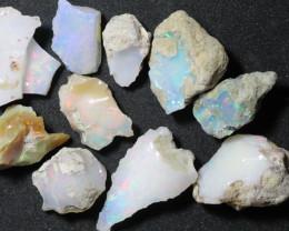 *USA Seller* Natural 102ct Ethiopian Welo Rough Opal #PAR1
