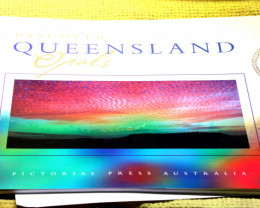 THE OPAL BOOK - DISCOVER QUEENSLAND OPALS