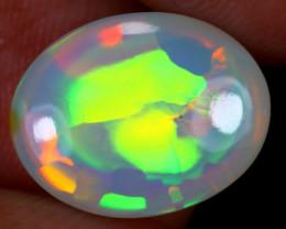 4.55cts Natural Ethiopian Welo Opal / GUX832