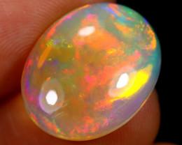 6.06cts Natural Ethiopian  Welo Opal / HBF7995