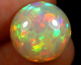 7.67cts Natural Ethiopian Welo Opal / HBF8004
