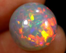 5.73cts Natural Ethiopian Welo Opal / HBF7887