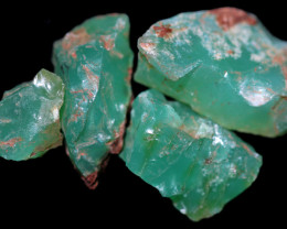 170 CTS PRASE OPAL PARCEL FROM TANZANIA [VS8109]