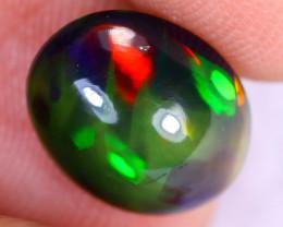2.26cts Natural Ethiopian Welo Smoked Opal / NY3022
