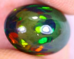 2.93cts Natural Ethiopian Welo Smoked Opal / NY3050