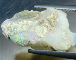 opal rough 5 Cts  white Rough BGC2632 | From ethiopia