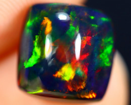 3.03cts Natural Ethiopian Smoked Welo Opal / BF7923