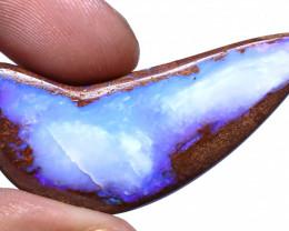 41.63 Carats Boulder Opal Cut Stone ANO-2351