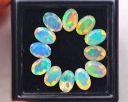 4.00Ct Natural Ethiopian Welo Opal Lot W310