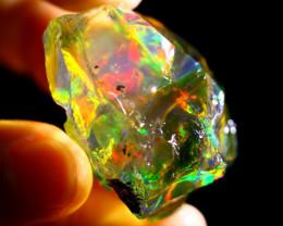 115cts Ethiopian Crystal Rough Specimen Rough / CR4776