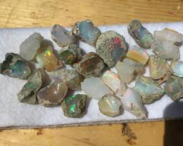 Welo opal, Ethiopian opal, opal