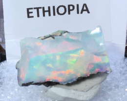 Ethiopian welo fire opal