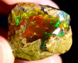 63cts Ethiopian Crystal Rough Specimen Rough / CR4782
