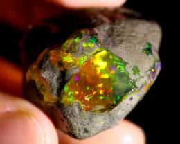 76cts Ethiopian Crystal Rough Specimen Rough / CR4795