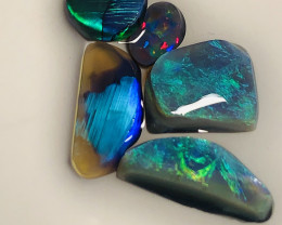 Jewellery Grade Gem Opal Rubs-SHOULD WATCH THE VIDEO #079