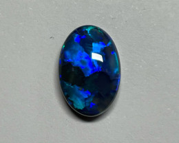 5.5ct Lightning Ridge Black Opal