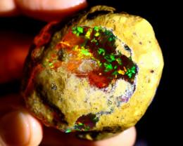 241cts Ethiopian Crystal Rough Specimen Rough / CR4815