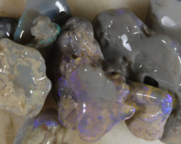 NO RESERVE!! #8  -Beginners Rough Opal -Lightning Ridge [35524] 53FROGS