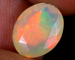 1.42cts Natural Ethiopian Faceted Welo Opal / UX877