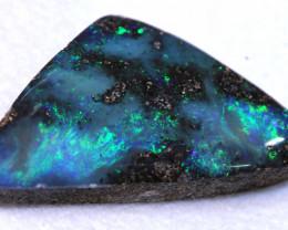15.20 cts boulder opal polished cut stone  TBO-A3583     trueblueopal