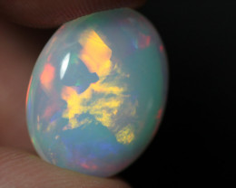TOP QUALITY Natural 5.1ct Ethiopian Welo Opal #FO1049