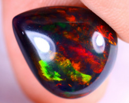3.95cts Natural Ethiopian Smoked Welo Opal / UX920