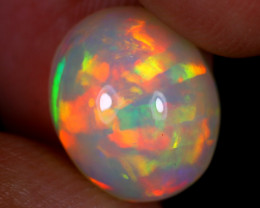 4.19cts Natural Ethiopian Welo Opal / UX933
