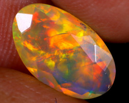 1.39cts Natural Ethiopian Faceted Welo Opal / UX949